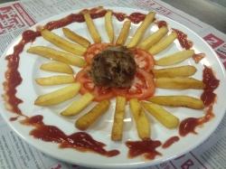 Детское блюдо Солнышко