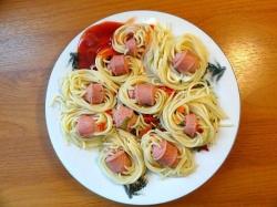 Детское блюдо Осьминожка